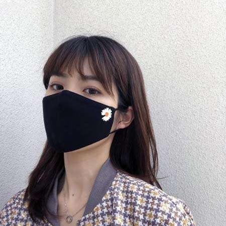 PEACEMINUSONE fashion 3D mask